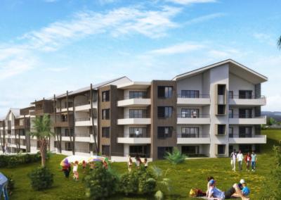 Immobilier neuf – St-Leu Quartier Le Stella (97436) La Réunion