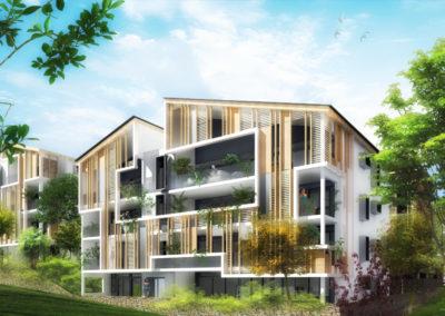 Immobilier neuf – St-Pierre centre (97432) La Réunion
