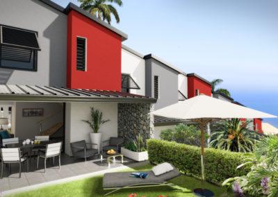 Immobilier neuf – Les Avirons Quartier Résidentiel (97425) La Réunion