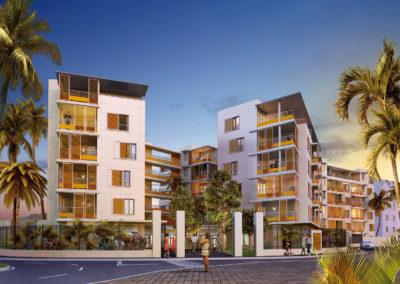 Immobilier neuf – Saint-Denis – Ste-Clotilde proche campus universitaire (97400) La Réunion