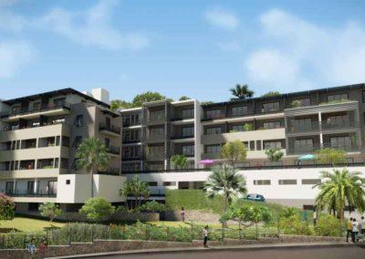 Immobilier neuf – St-Denis (97400) La Réunion