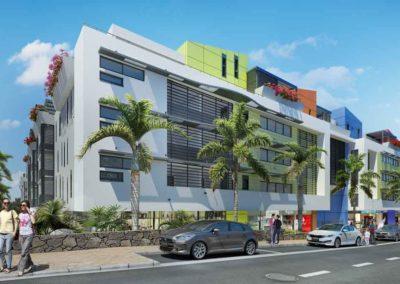 Immobilier neuf – St-Pierre Centre-Ville (97410) La Réunion