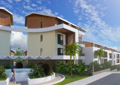 Immobilier neuf – St-Pierre Quartier terre Sainte (97410) La Réunion