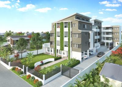 Immobilier neuf – La Possession proximité immédiate centre ville (97419) La Réunion