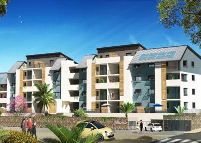 Immobilier neuf – Ste-Marie Quartier Grande Montée (97438) La Réunion