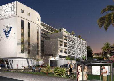 Immobilier neuf – Saint-Denis Résidence étudiante proche université (97490) La Réunion