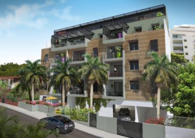 Immobilier neuf – Saint-Denis – Centre Ville (97400) La Réunion