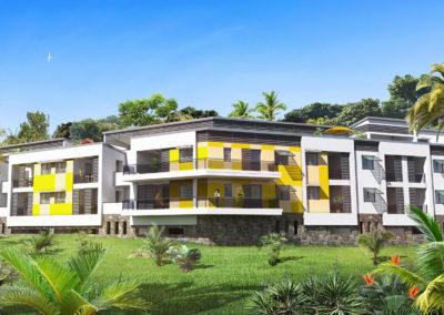 Immobilier neuf – St-Denis Bellepierre (97400) La Réunion